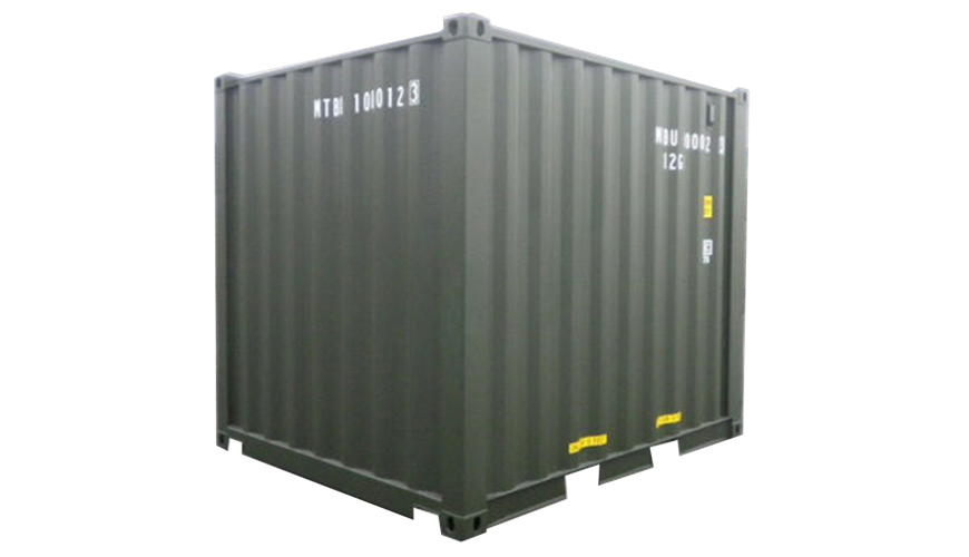 10 HC ISO shipping container