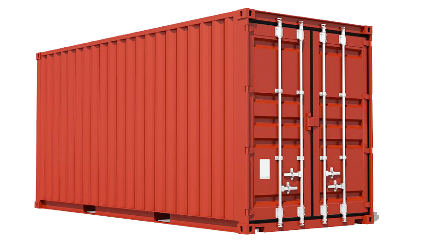 20 HC ISO shipping container
