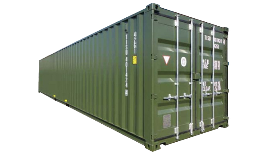 40GP shipping container