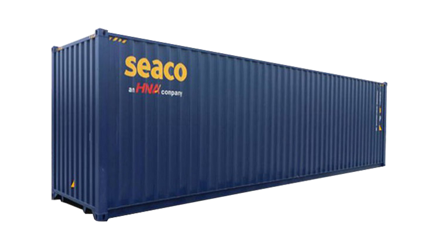 40 HC ISO shipping container