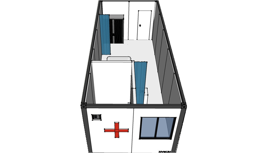 Hysun Container Hospital