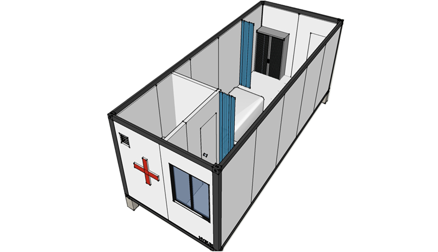 Hysun Container Hospital