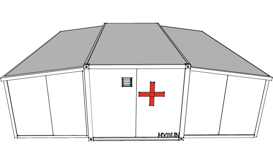 Hysun Portable Medical Hospital