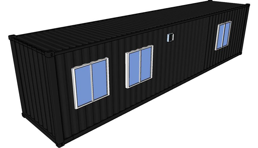 Hysun Modern Container Hospital Prefab House