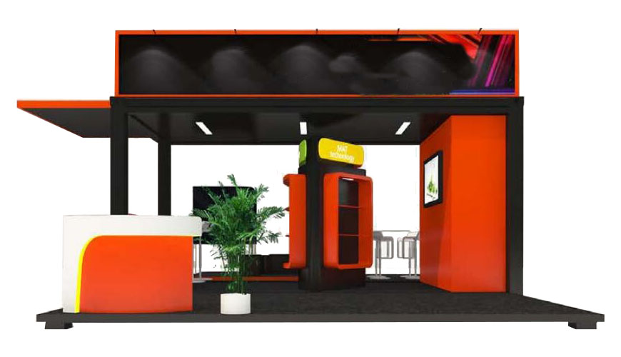 Electro-hydraulic 3 Side Pop-up Container House