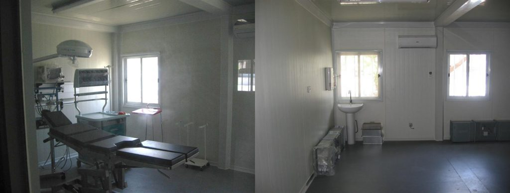 clinic insides