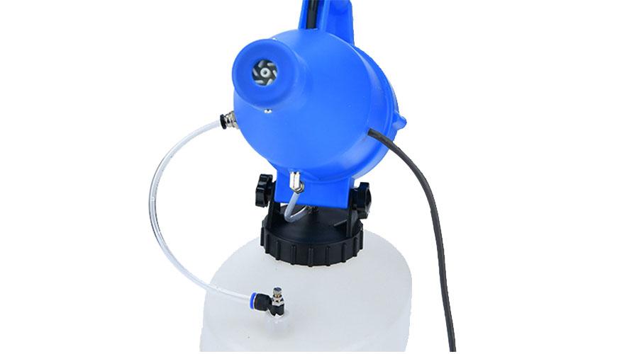 Hysun Electrostatic Fogger Sprayer Disinfection