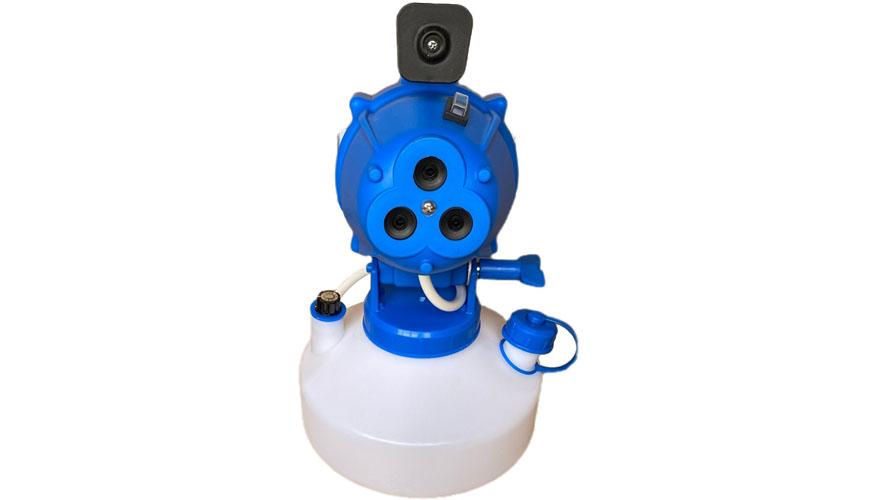 Hysun Disinfection Sprayer Fogging Machine