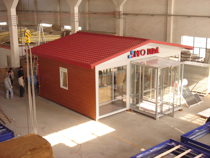 Belgium: Modular Flat Pack  Container Bank