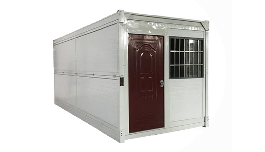 HYSUN Mobile Prefabricated Folding Container Home Best Quality Foldable Container House in China