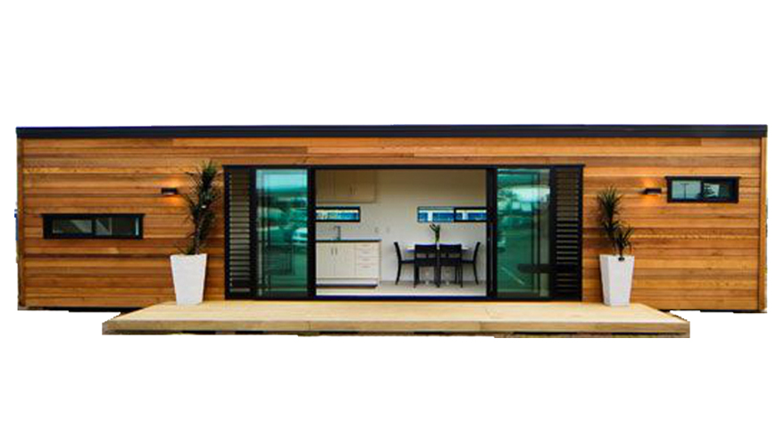 HY-M079 Hysun Modified 40 feet New Designs Shipping Container House Factory Price Container House Made in China Living Kit Ireland