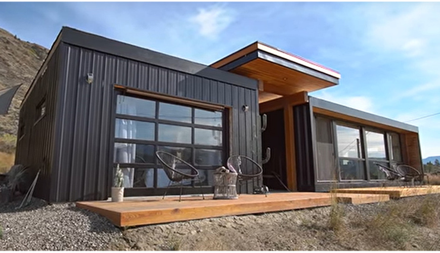 HY-M601 Hysun Well Designed luxury pre-built container home homes prefab shipping made in china Original and New in the Philippines