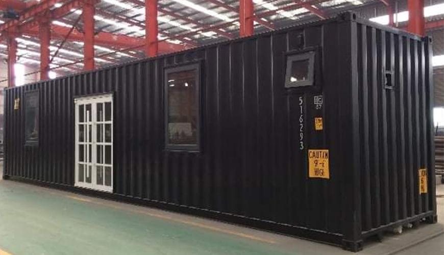 HY-M807 Hysun Modern Design Modified Convenient Prefab Container House Portable Shipping Container Modified Prefab House for Sale
