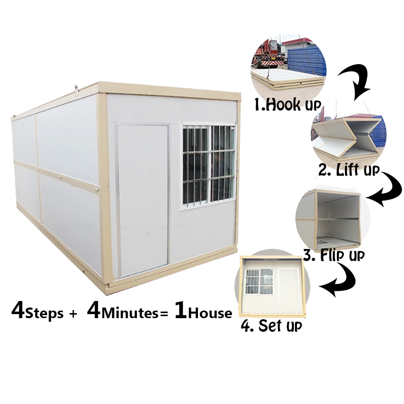 HYSUN Folding Container House