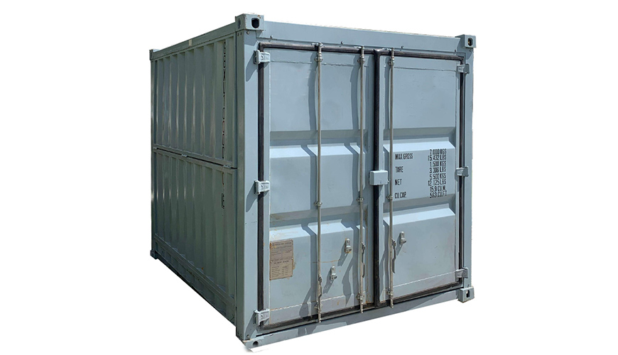 Hysun New 10ft shipping folding container prefab Standard  ISO shipping container portable container for sale