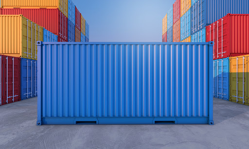 Hysun new ISO shipping container