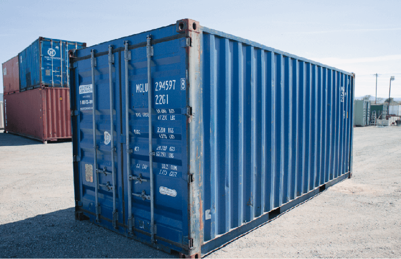 Sales information: Hysun sold a used 20ft container to Canada